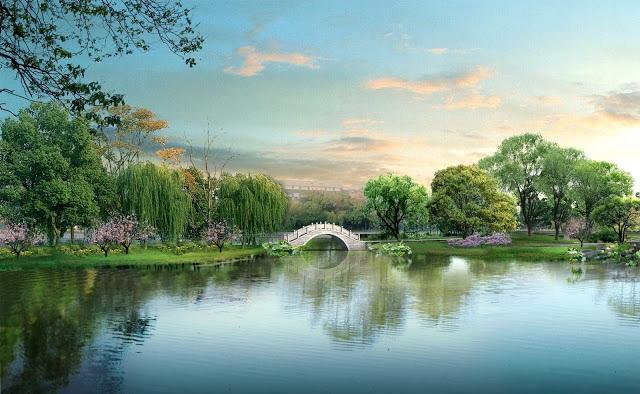 Wallpaper Pemandangan Alam yang Mengagumkan