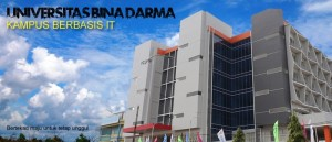 Gedung Universitas Bina Darma