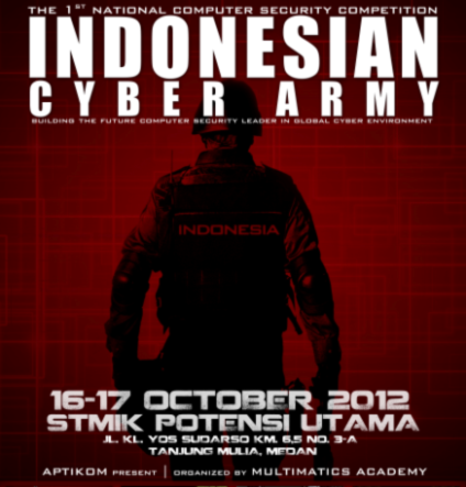 Bina Darma Indonesian Cyber Army