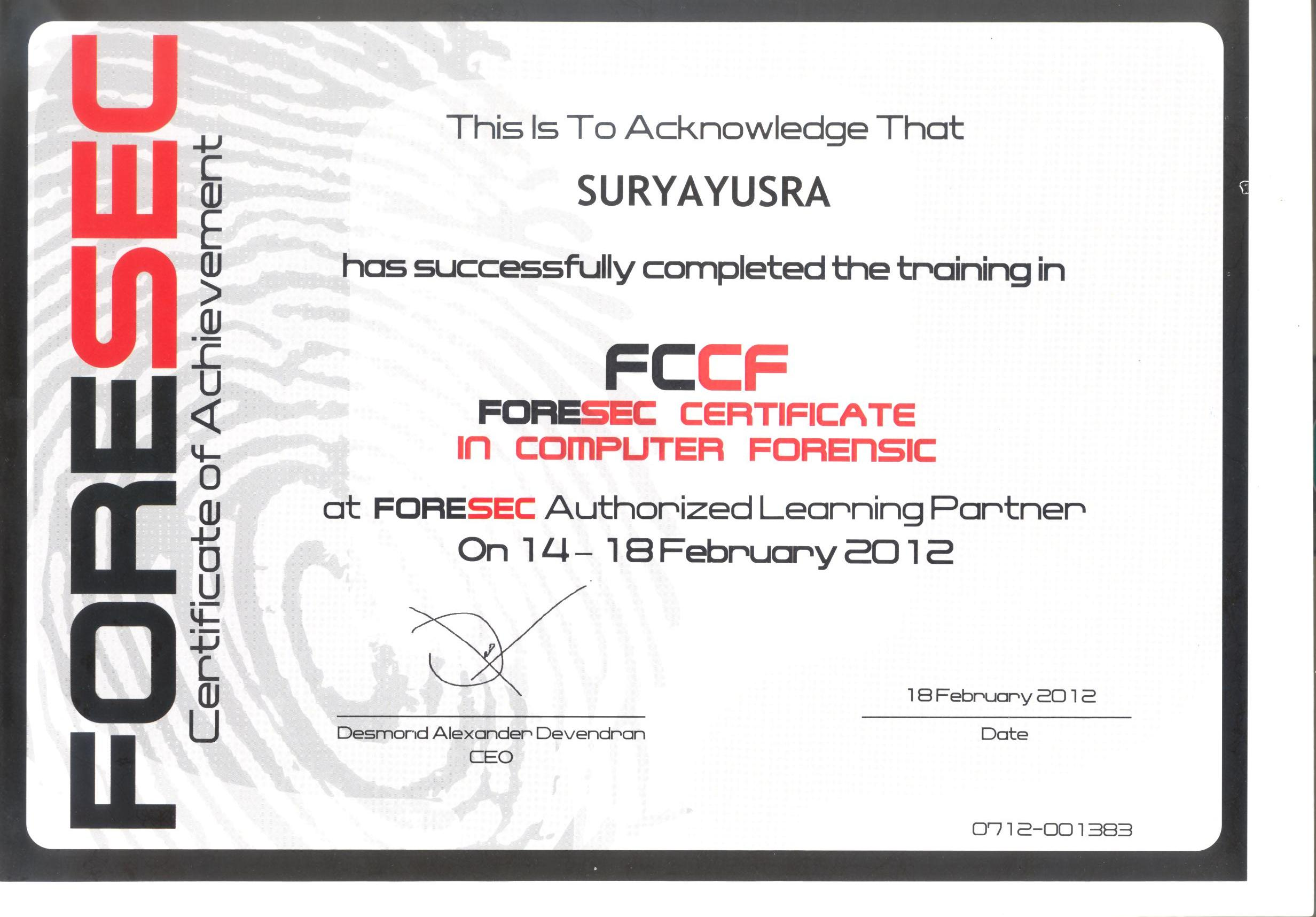 FORESEC_FCCF