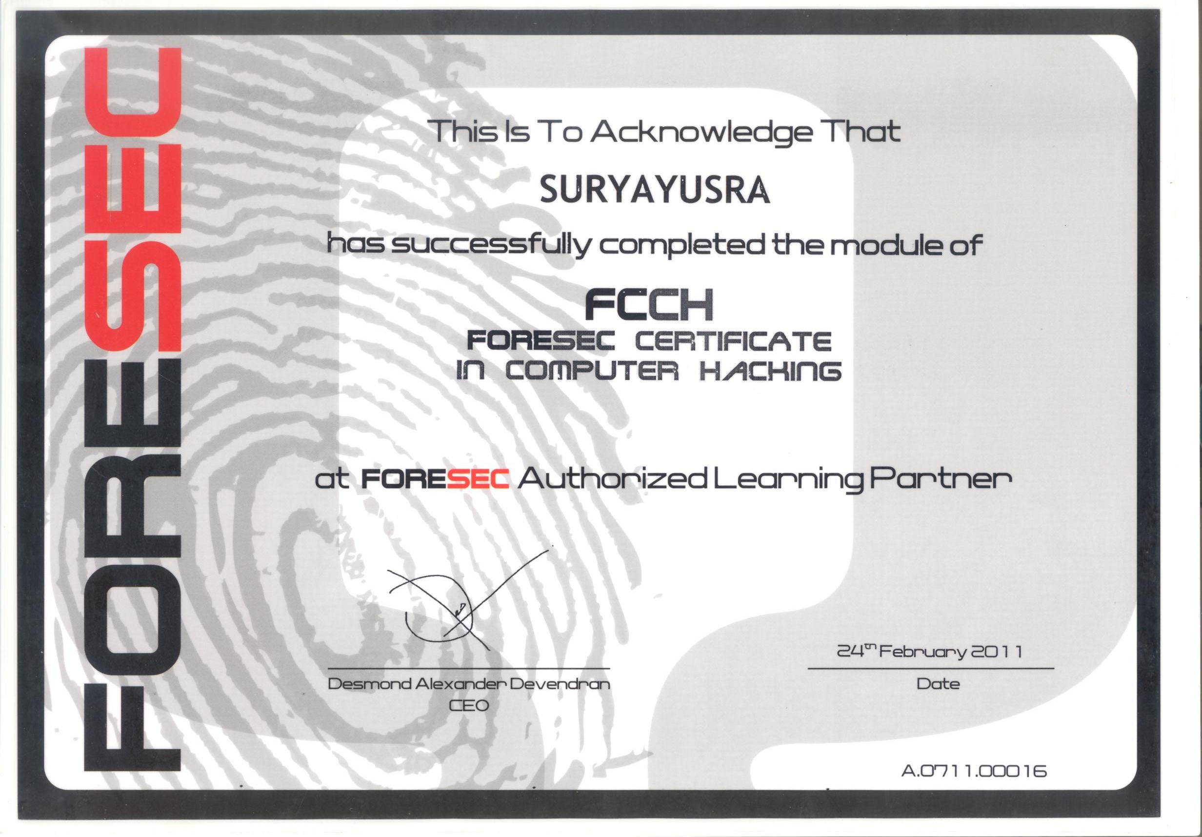 FORESEC_FCCH