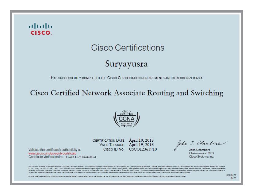 original-CISCO-Certification-CCNA-Suryayusra